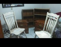 2 Bookshelves,2 Nightstands & 2 Chairs in Fort Hood, Texas