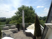 Exceptional luxury penthouse / loft apartment in Sulzbach, Taunus (furnished) in Wiesbaden, GE