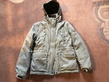 Ski Jacket Size 36 or Small, like new, worn once in Ramstein, Germany