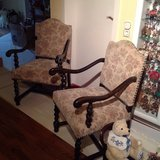 2 Antique chairs in Ramstein, Germany