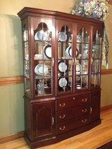 harden China cabinet | Furniture: Home - by owner for sale on ...