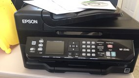 Epson Workforce 2540 Printer Scanner Copier in Kankakee, Illinois