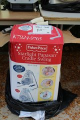 Fisher Price Cradle Swing in Naperville, Illinois