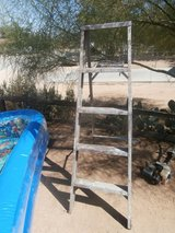 Stepladder in 29 Palms, California