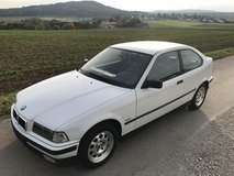 BNW 316 i Compact  Mod. 2000 only 55000 mls very nice Car New Inspection free delivery ! in Grafenwoehr, GE