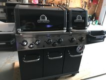 Broil King Regal XL Black Stainless Steel Grill in Joliet, Illinois