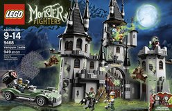 Lego Monster Fighters #9468 - Vampyre Castle in Algonquin, Illinois