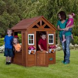 Backyard Discovery Timberlake Cedar Wooden Playhouse in Hopkinsville, Kentucky