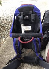 Kelty baby carrier in Olympia, Washington