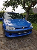 Reliable and affordable Peugeot 106 in Wiesbaden, GE