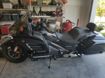 2014 Honda F6B Motorcycle in Beaufort, South Carolina