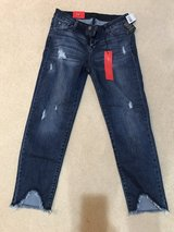Brand new crop jeans in Plainfield, Illinois
