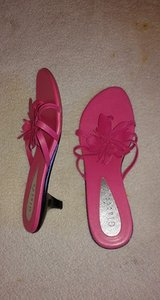 size 7.5 heeled shoes in Lockport, Illinois