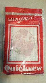 Needle Point-Vintage IMC Quick Sew (NIP) in Chicago, Illinois