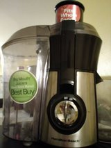 Hamilton Beach Juicer Like New Big Mouth in Hopkinsville, Kentucky
