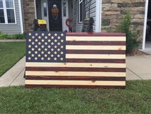 4 Ft Hand Made American Flag in Fort Bragg, North Carolina