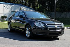 2012 Chevrolet Malibu - Great Gas Mileage! in Fort Campbell, Kentucky