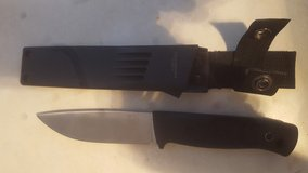 Fallkniven F1 knife in Fort Campbell, Kentucky