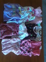 Baby Girl pajamas in Naperville, Illinois