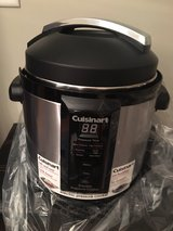 Brand New Cuisinart Pressure Cooker 6 QT in Elizabeth City, North Carolina
