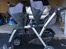 Double stroller in Westmont, Illinois