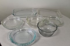 Pyrex Bakeware Bowls and Cookware in Beaufort, South Carolina