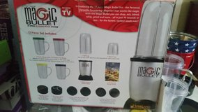 Magic Bullet! in Fort Campbell, Kentucky