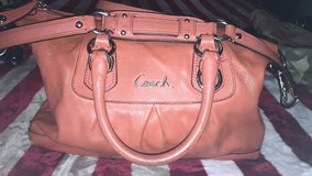 Authentic Coach Orange color in Nellis AFB, Nevada