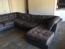 Ashley sectional couch in Alamogordo, New Mexico