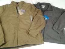 2XL Men's Columbia and Utex Jackets in Barstow, California