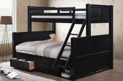 Need a Queen Size Bunk Bed? We Have Them! Twin, Full or Queen Bunk Beds in San Clemente, California