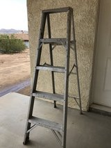 5 Foot Metal Step-Ladder in Yucca Valley, California