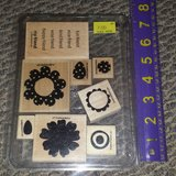 Like new!  Stampin'Up! SU Polka-Dot Posies in Westmont, Illinois