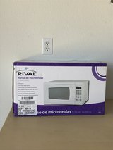 RIVAL MICROWAVE OVEN in Yucca Valley, California