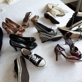 Shoes and handbags in Ramstein, Germany