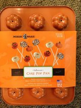 NEW Pumkin Cake Pop Pan in Okinawa, Japan