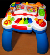 LeapFrog Learn & Groove Musical Activity Center Table in Ramstein, Germany