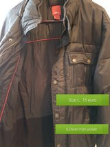 S.Oliver Jacket in Ramstein, Germany