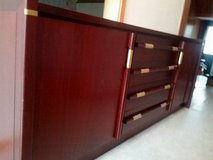 Solid and beautiful Sideboard board/ TV stand in Baumholder, GE