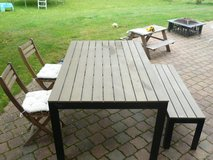 REDUCED!! Patio Set in Ramstein, Germany