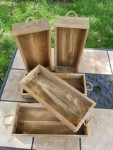 Handcrafted wooden boxes in Fort Campbell, Kentucky