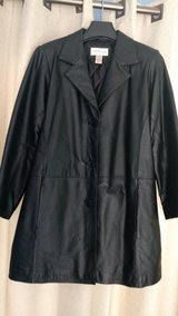 Ladies Leather Coat in Cherry Point, North Carolina