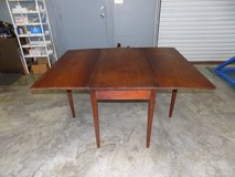 Antique Wood Drop Leaf Table in Sanford, North Carolina