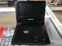 Sylvania Portable DVD Player in Camp Lejeune, North Carolina