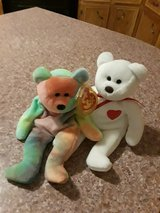 TY Retired Peace beanie baby with Valentino in DeRidder, Louisiana