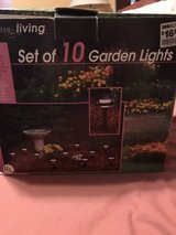 Garden light set (New) in Perry, Georgia