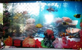 Large Animated Ocean Scenery Wall Hanging in Alamogordo, New Mexico