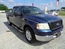 2004 Ford F150 Supercab XLT in Goldsboro, North Carolina