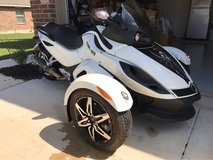2011 Can-Am Spyder RS (ONLY 2,152 miles!) PRICE DROP in Fort Hood, Texas
