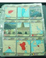 Awesome collection of Desert Storm Trading Cards in Spangdahlem, Germany